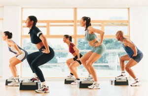 Aerobic-Exercise-Routine